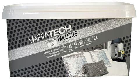 peinture paillette gris lunaire m 226 t pour les murs et les plafonds 2 l variatech brico d 233 p 244 t