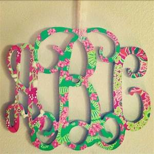 must have for my dorm just different colors mama hutch With monogram letters for dorm room