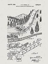 Ski Snow Resort Machine Patent Lift Making Drawings Winter Olympic Gizmodo Drawing Patents Historic Possible Fake Connecticut Area Salvation Got sketch template