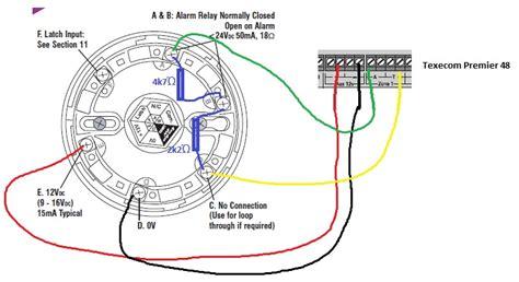 How Connect Texecom Exodus Smoke Detector Honeywell