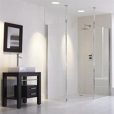 walk  shower  step frameless showers  bathroom