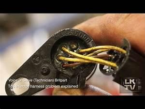 Td5 Injector Harness Problem