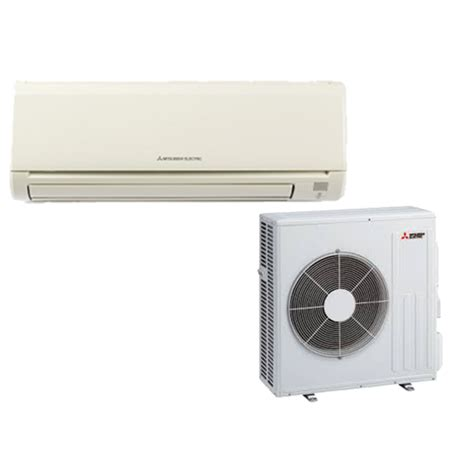 Mitsubishi Heat Pumps Prices by Mitsubishi 18k Btu 20 5 Seer Heat System In