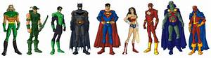 batman vs superman: Justice League Unlimited Characters ...