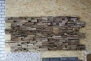 Wandverkleidung Aus Holz : wandverkleidung holz riemchen ~ Buech-reservation.com Haus und Dekorationen