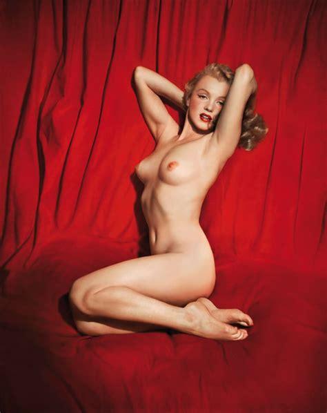 Marilyn Monroe Desnuda Por Tom Kelley Alrincon Com