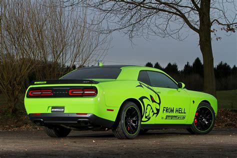 Dodge Challenger Hellcat Arrives In Europe