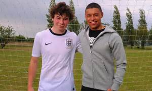 Alex Oxlade-Chamberlain on England, his Dad, Brazil and ...