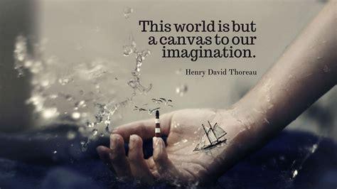 imagination quotes hd desktop wallpaper  baltana