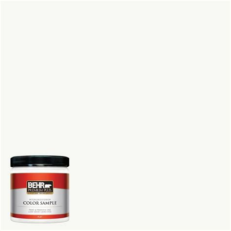 behr premium plus 8 oz 7050 ultra white interior