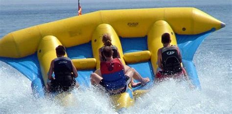Banana Boat Ride Age Limit by Water Sports Tenerife 10 Discount