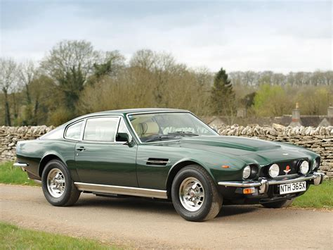 1977 Aston Martin V8 Vantage Uk Spec Muscle Supercar V 8