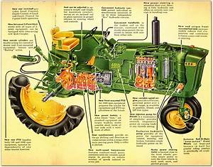 John Deere  U0026quot 10 Series U0026quot  Tractors