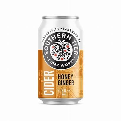 Ginger Honey Cider Tier Southern Cans Works