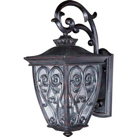 maxim lighting newbury vx 2 light bronze outdoor