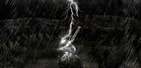 thor hammer wallpapers thor hammer wallpapers free