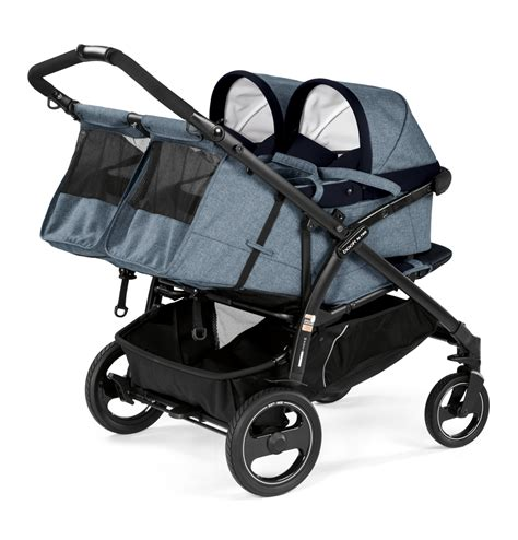 peg perego peg perego carrycot book for two 2018 horizon buy at