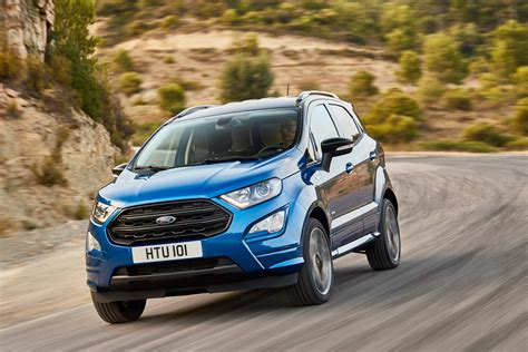 New Ford Ecosport 2018 Review  Auto Express