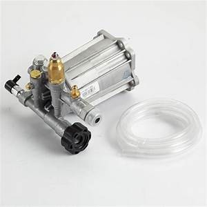 Pressure Washer Pump Assembly