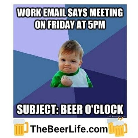 Beer O Clock Meme - 713 best beer memes images on pinterest