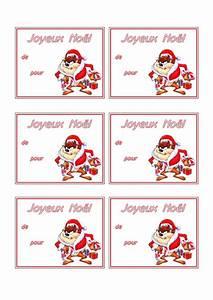 étiquettes De Noel à Imprimer : image noel pour etiquette ~ Melissatoandfro.com Idées de Décoration