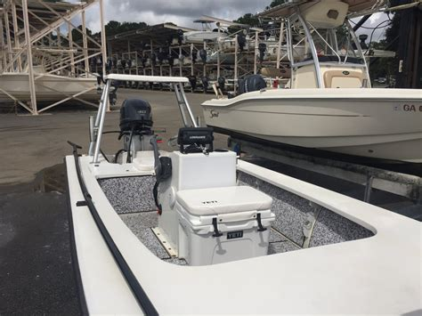 Mitzi Skiff Boat Trader by 2008 Mitzi Skiff 15 New Yamaha F40 The Hull
