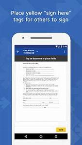 docusign upload sign docs apps on google play With sign documents on the go