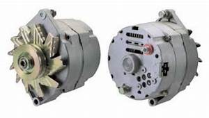 Jas 12v 100amp 1 Wire Alternator And100 Delco 10si Style