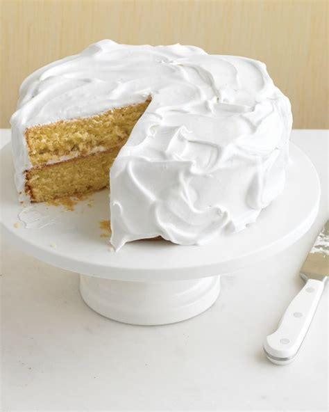 versatile vanilla cake recipe martha stewart