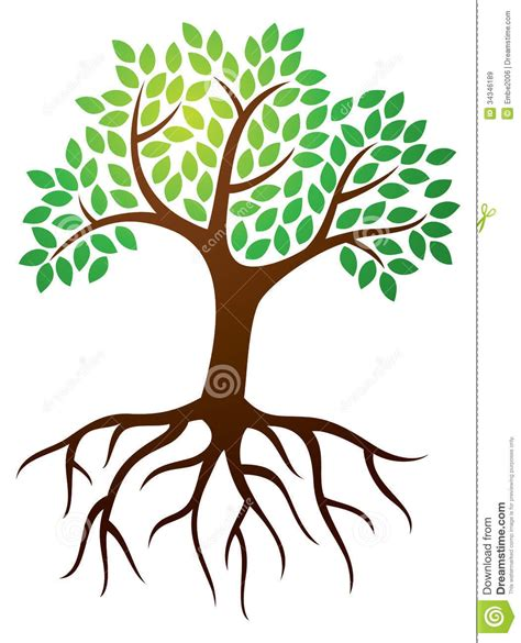 family tree with roots clipart clipart of trees with roots clipartsgram tree