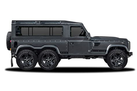 land rover kahn 670 hp kahn design flying huntsman 6 6 bigwheels my