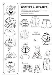 printable weather clothes worksheet memory care activities kindergarten coloring pages