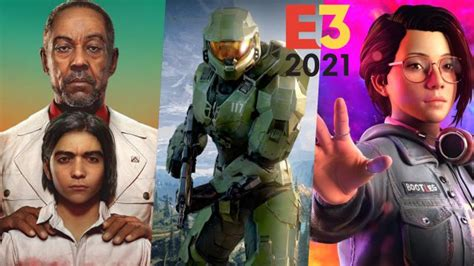 E3 2021: These Are all Confirmed Games and Companies ...
