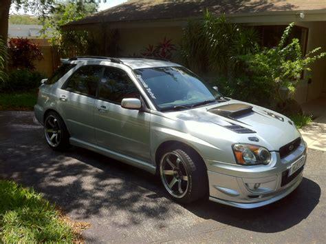 2005 Subaru Impreza Sport Wagon Wrx Automatic Us Related