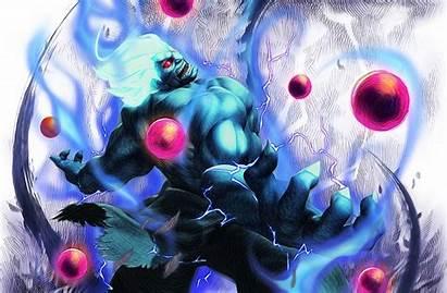 Oni Akuma Fighter Street Gana Quien Topic
