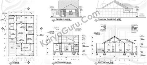belajar membuat desain rumah menggunakan autocad rumah en
