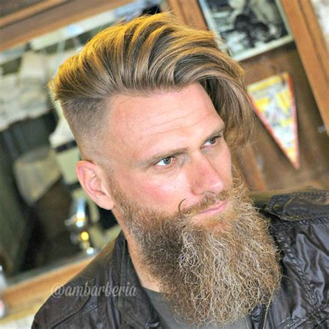 grow  thicker beard faster mens hairstyles