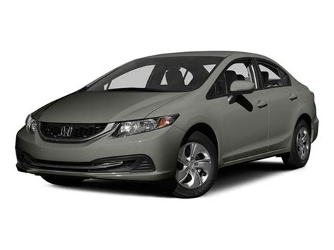 2015 Honda Civic LX Silver Spring MD | Serving College ...