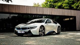 BMW i8 ZA-spec 2015 - ...