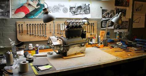 mercenary garage workshop
