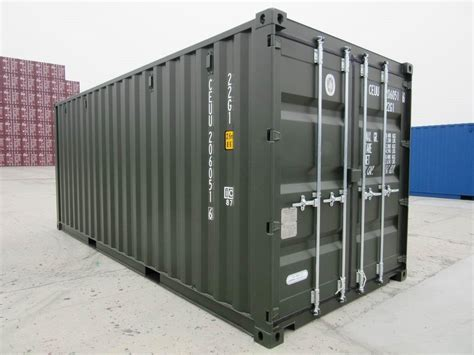 New  20ft Storage Container For Sale  Only £1845 Delivered
