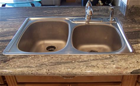 top mount vs undermount kitchen sink sink possible for 24