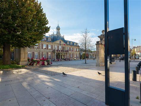 mairie de maisons alfort place de l hotel de ville et ses abords maisons alfort 94 am 233 nagements urbains