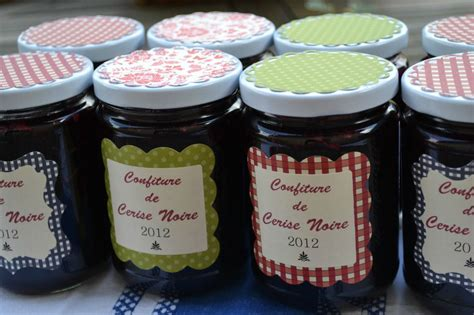 pots de confiture customis 233 s fa 231 on scrap le scrap de c 233 line