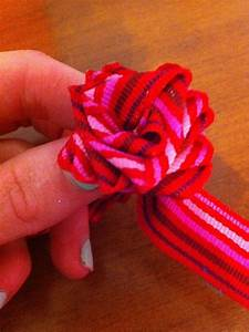 How to Make Silk, Satin or Ribbon Roses: 8 Steps (with ...