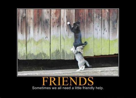 demotivational posters friendship friends