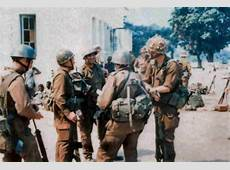South African Paratroopers' Raid on Cassinga