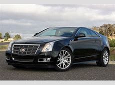 2011 Cadillac CTS Coupe Click above for highres image