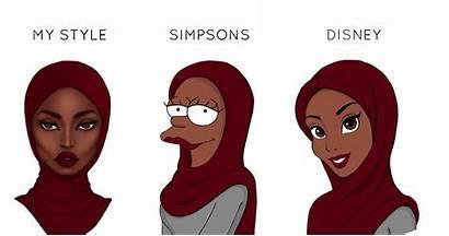 Cartoon Challenge Different Styles Drawing Artists Reimagine