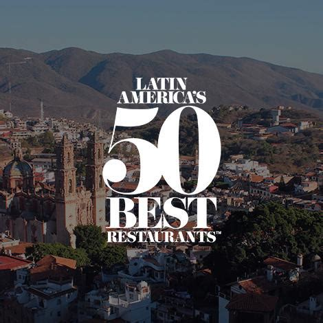 Latin America 50 Best Restaurants